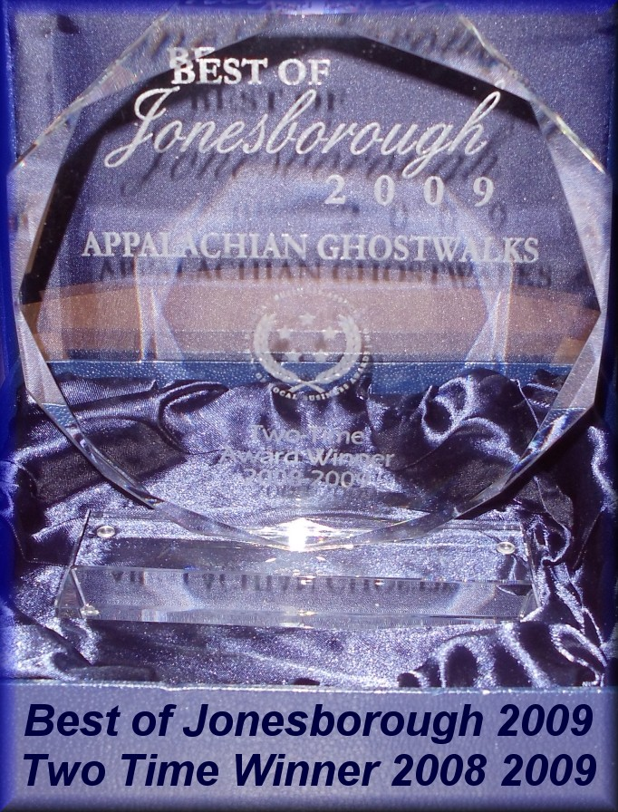 Best of Jonesborough Award