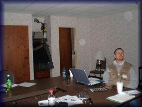 Ghost Hunter Class February 2008