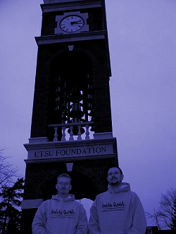 ETSU Clocktower - ETSU GhostWalk
