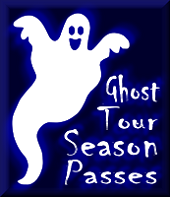 Ghost Tour Season Passes