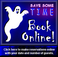 Appalachian GhostWalks Virginia and Tennessee Ghost and History Tour Reservations - ONLINE RESERVATIONS FORM